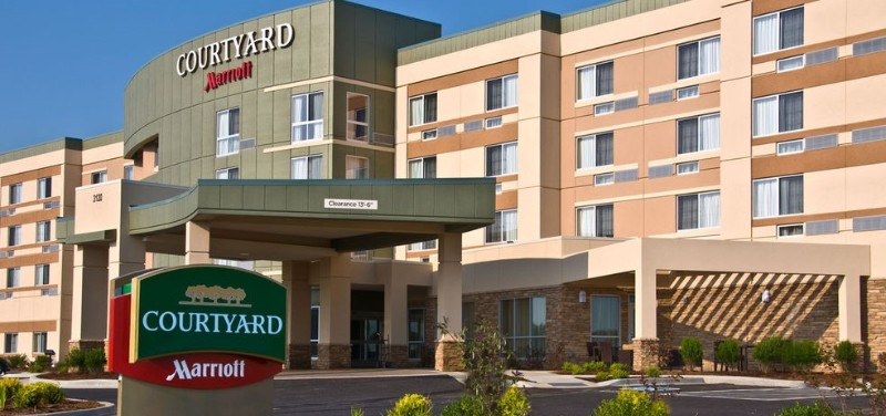 Courtyard By Marriott Spring Lake Fort Bragg Nc 120 North 5th 28390