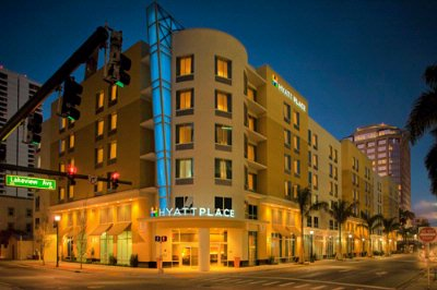 Hyatt Place West Palm Beach / Downtown 1 of 29