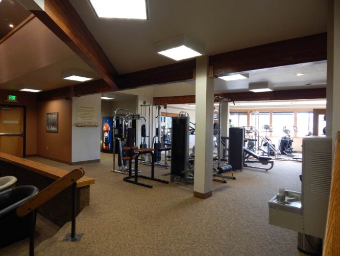 Fitness Area At Club Meadow Ridge 12 of 14