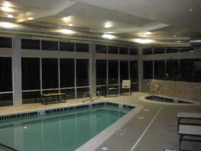 Spa Like Indoor Swimming Pool 6 of 10