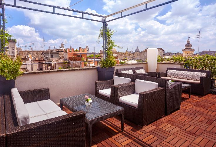 Roof Terrace 8 of 13