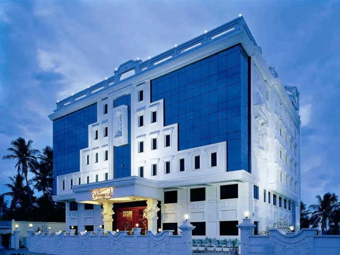Hotel Annamalai International 1 of 3