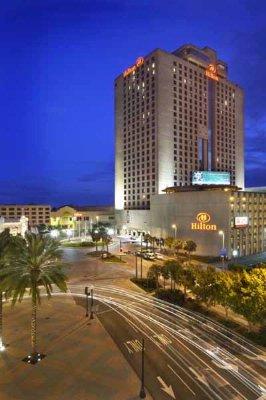 Hilton New Orleans Riverside 2 Poydras St La 70130