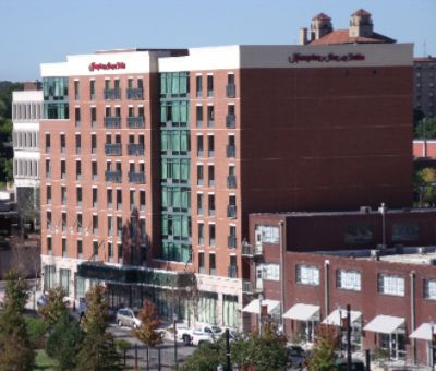 Image of Hampton Inn & Suites Little Rock Downtown