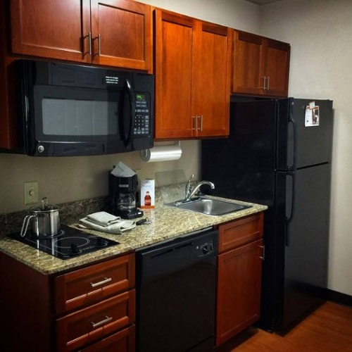 All Rooms Have A Fully Equipped Kitchen. 9 of 14