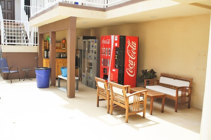 Courtyard With Vending Machines 4 of 16
