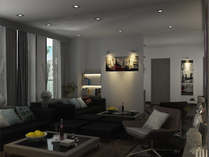 Mansion Living Area 2 of 31