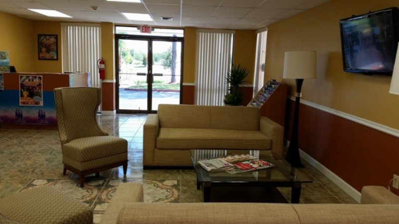Budgetel Inn Kissimmee East 1 of 10
