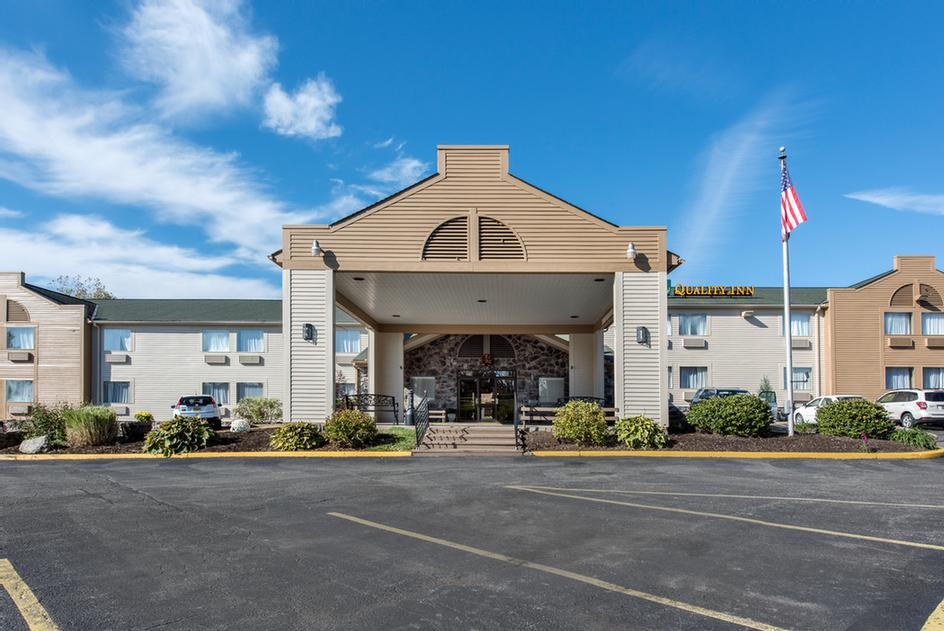 Image of Comfort Inn New Castle