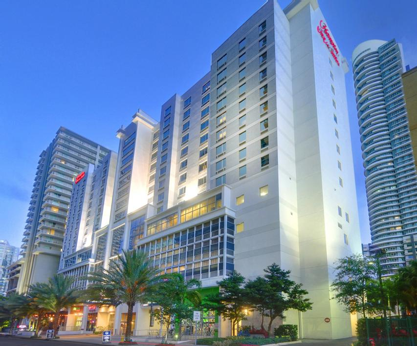 Hampton Inn & Suites by Hilton Miami Brickell Dow 1 of 26