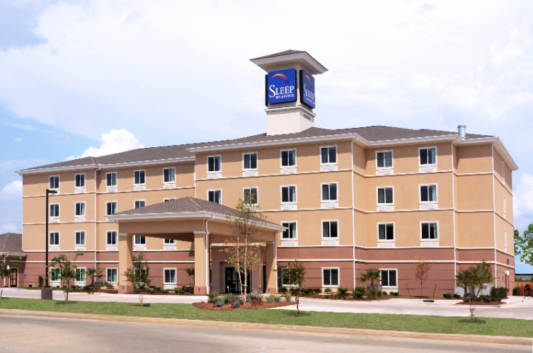 Sleep Inn & Suites Medical Center 1 of 9