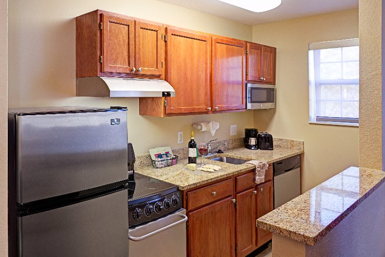 Two Bedroom Suite Kitchen 6 of 10