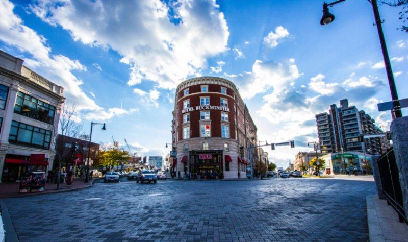 Boston Hotel Buckminster 645 Beacon St Ma 02215