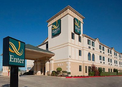 Quality Inn Near Seaworld Lackland