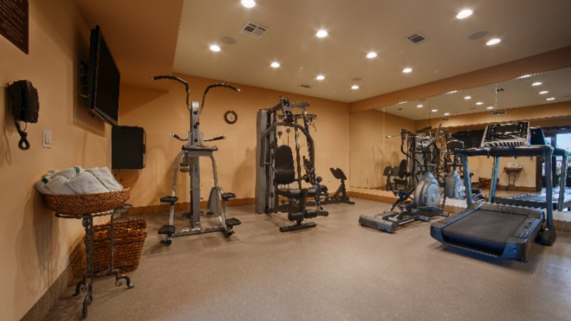 Workout On Your Own Time With Our Hotel Gym 8 of 24