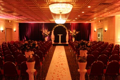 Mardi Gras Ballroom For Wedding Ceremony 18 of 22