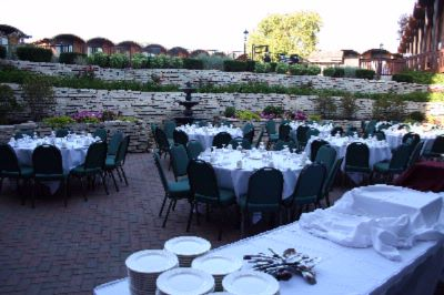 Garden Terrace For Wedding Ceremony Or Social Events 20 of 22