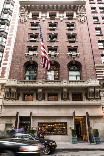City Club Hotel 55 West 44th St New York Ny 10036