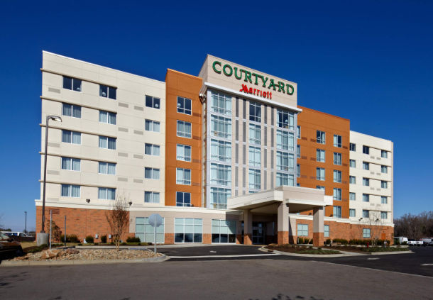 Courtyard by Marriott Knoxville West / Bearden
