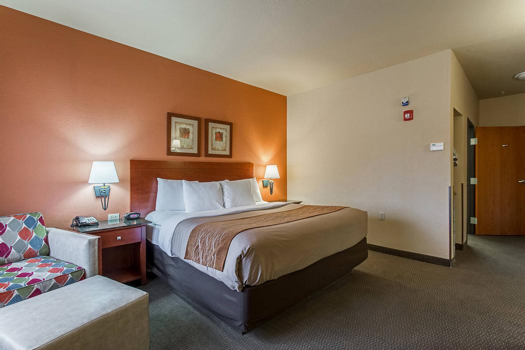 Accessible Room With King Bed 17 of 38