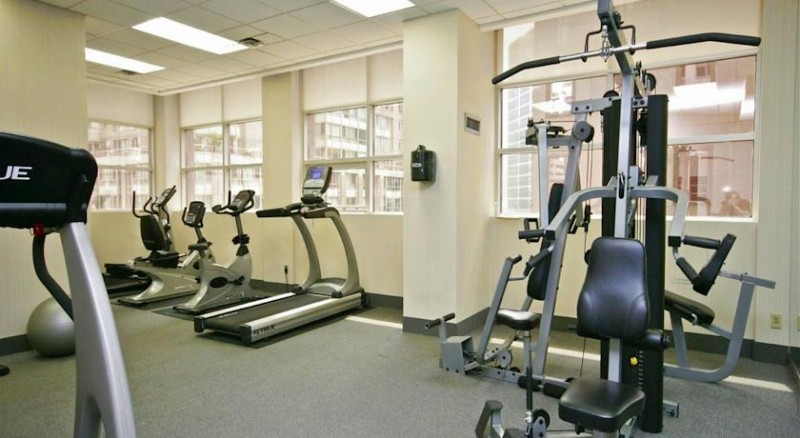 Fully Equipped Gym / Fitness Room 11 of 18