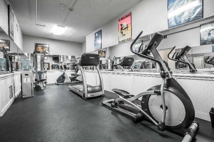 Exercise Room 14 of 20