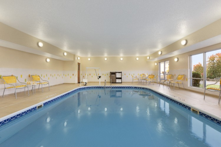 Our Indoor Pool And Hot Tub 9 of 11