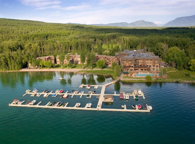 Lodge at Whitefish Lake 1 of 4