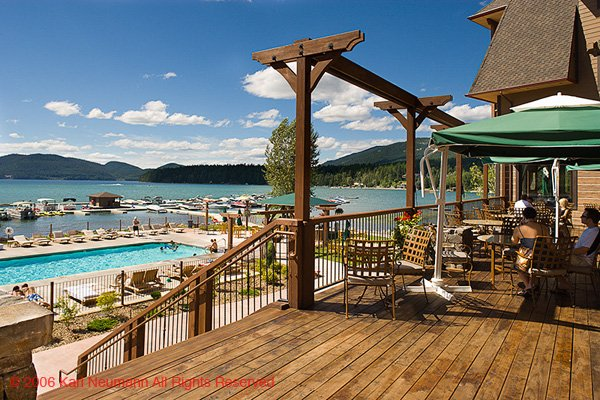 Dine In The Only Lakefront Restaurant In Whitefish 3 of 4