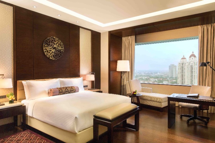 Lead In Room Category -Fairmont Room (49 Sqm) 7 of 12