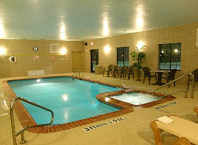 Indoor Pool & Hot Spa 9 of 13