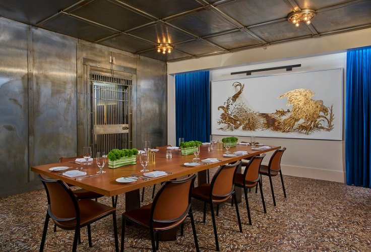 The Safe (Private Dining) 15 of 16