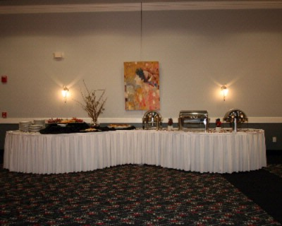 Buffet Table 11 of 11