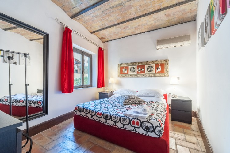 One Bedroom Of Tridomus Apartments Trastevere 8 of 27