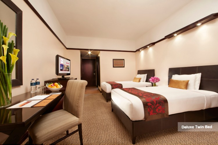 Deluxe Room -Twin Bed 5 of 14