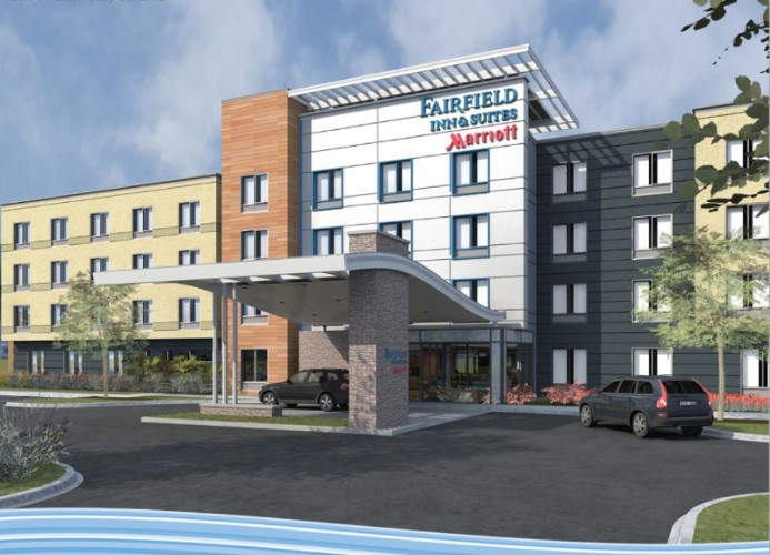 Fairfield Inn & Suites Northwest / Willowbrook 1 of 16