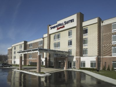 Springhill Suites Detroit Metro Airport 1 of 11