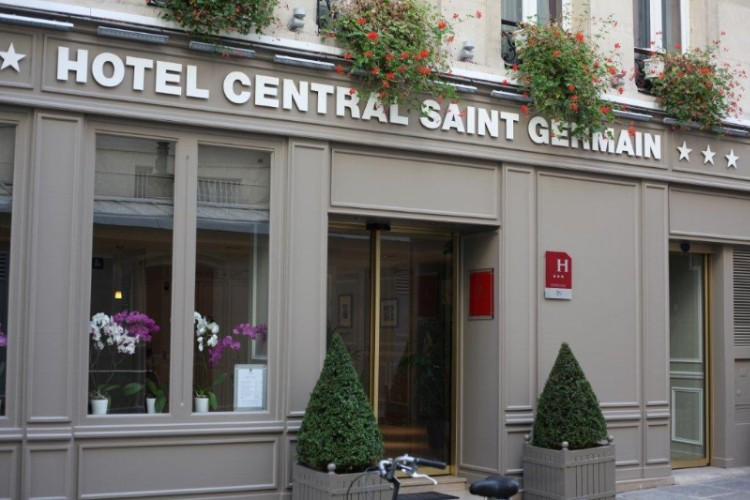 Hotel Central Saint Germain 1 of 6