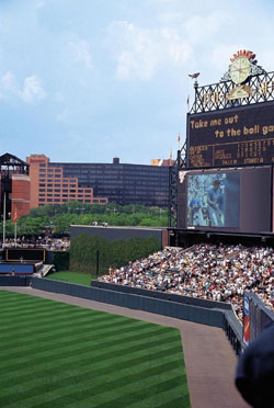 Image of Marriott Baltimore Inner Harbor at Camden Yards