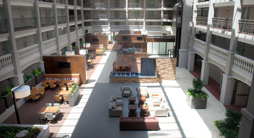 Atrium From Above 24 of 24