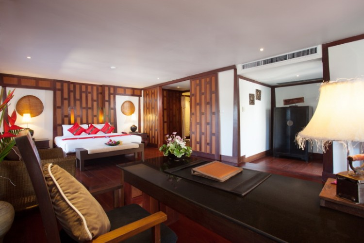 Baan Yin Dee Deluxe Pool Suite Living Room1 11 of 31