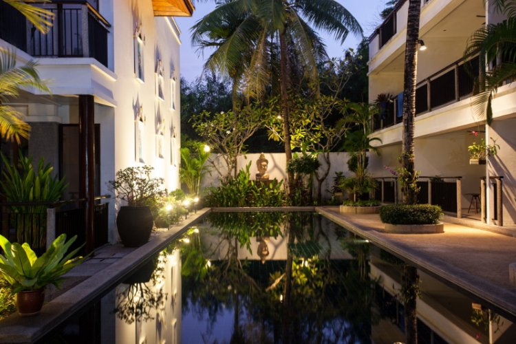 Baan Yin Dee Swimming Pool3 23 of 31