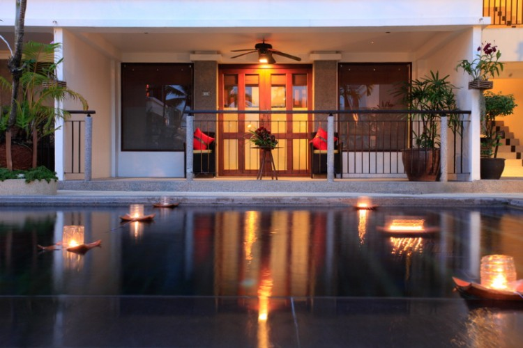 Baan Yin Dee Deluxe Pool Access Outside View 7 of 31