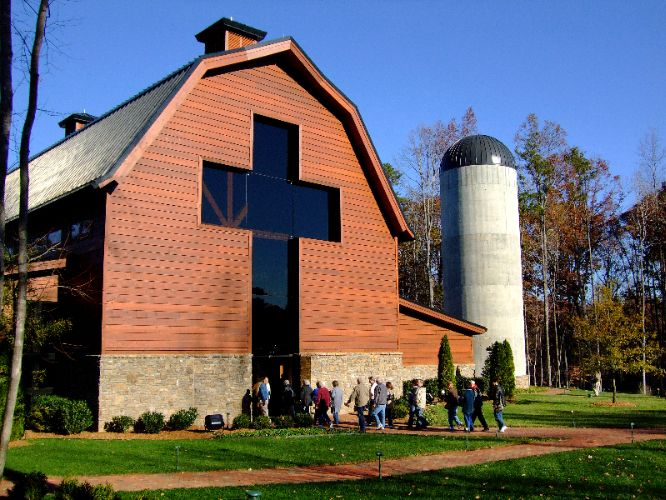 Billy Graham Library Local Tour Attraction 15 of 15