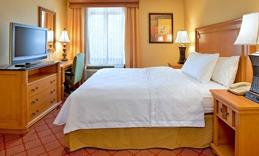 Enjoy The Luxury Of Homewood Suites By Hilton Plush Bedding 3 of 22