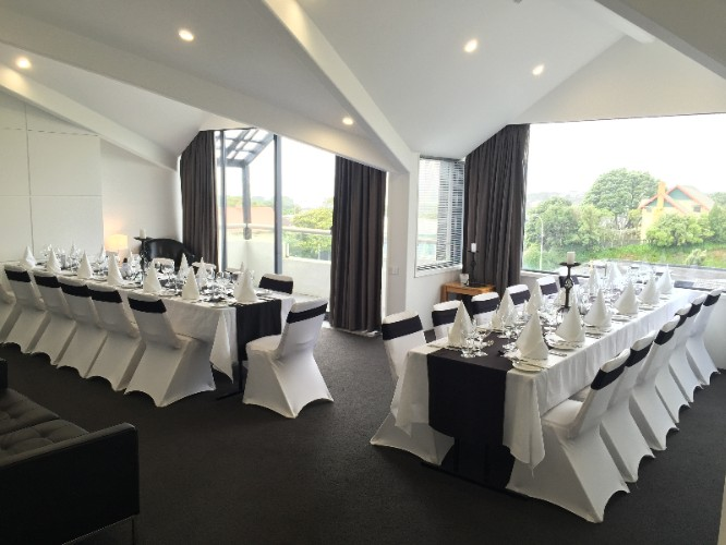 Private Dining Facilities Available 5 of 8