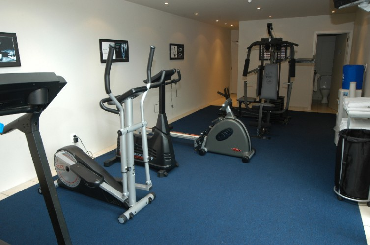 Work Out In Our Onsite Hotel Gym 8 of 8