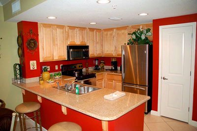 Kitchens With All The Modern Nessecities 6 of 14
