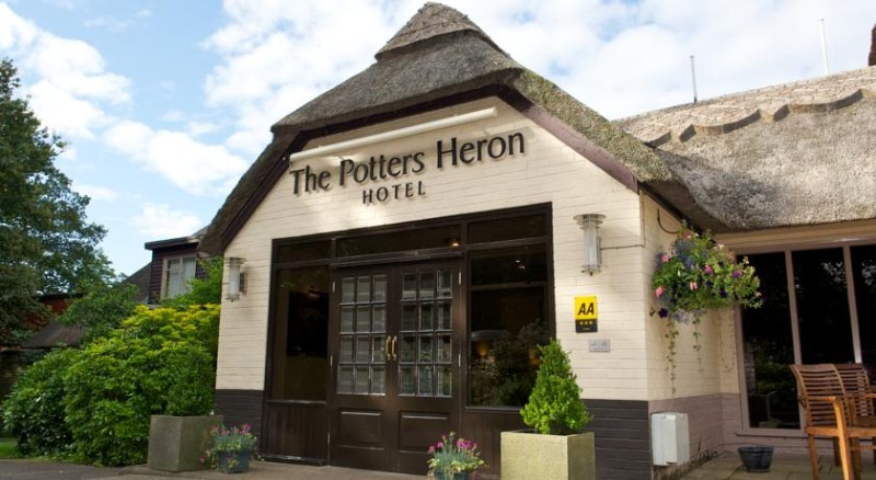 Potters Heron Hotel Pebble Hotels 1 of 7