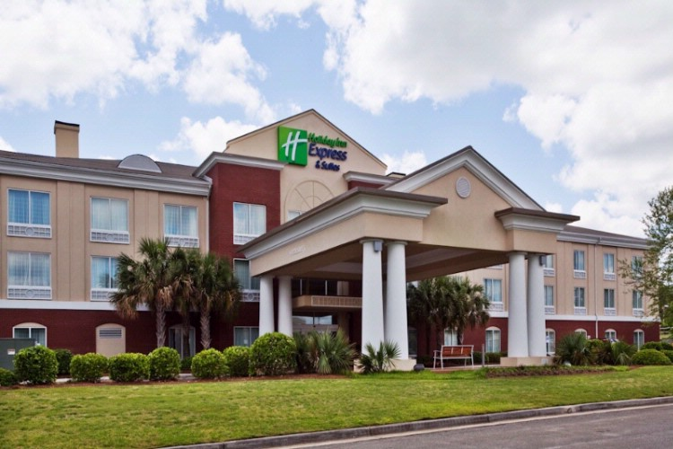 Holiday Inn Express Suites I 16 2192 Highway 441 South Dublin Ga 31021